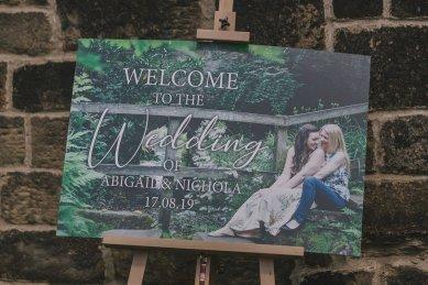 A Rustic Wedding at East Riddlesden Hall (c) Lissa Alexandra Photography (20)