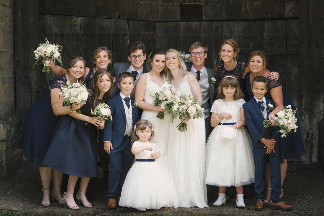 A Rustic Wedding at East Riddlesden Hall (c) Lissa Alexandra Photography (54)