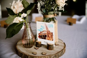 A Rustic Wedding at Yorkshire Wedding Barn (c) Hayley Baxter Photography (12)