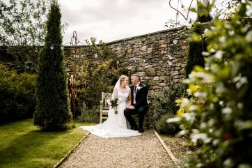 A Rustic Wedding at Yorkshire Wedding Barn (c) Hayley Baxter Photography (57)