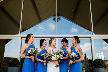 A Rustic Wedding at Yorkshire Wedding Barn (c) Hayley Baxter Photography (71)
