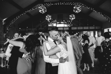 A Rustic Wedding at Yorkshire Wedding Barn (c) Hayley Baxter Photography (89)