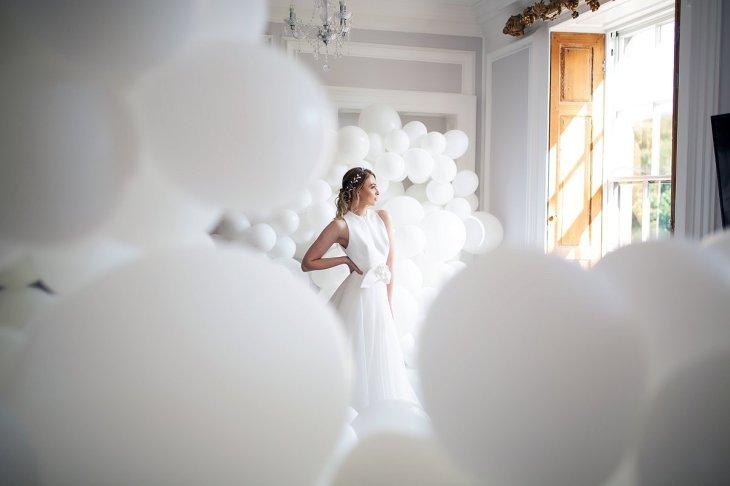 A Styled Wedding Shoot at Beamish Hall (c) Sean Elliott Photography (15)