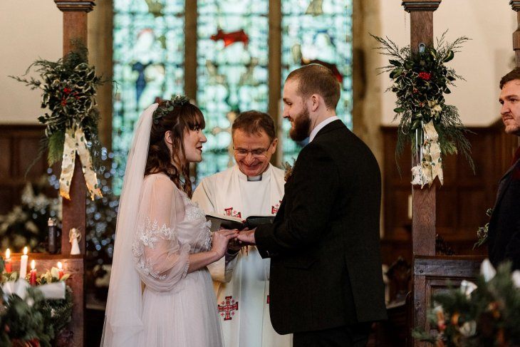 A Winter Wedding in Yorkshire (c) Georgie Beck Photography (37)