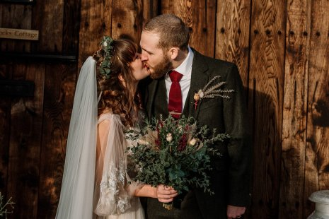 A Winter Wedding in Yorkshire (c) Georgie Beck Photography (61)