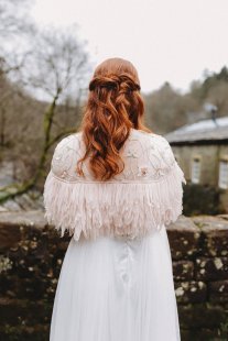 An eco-friendly wedding shoot at Gibson Mill Charlotte Nelson Photography & Louise Pollitt Photography(34)