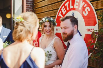 A Boho City Wedding at The Tetley (c) James & Lianne (32)