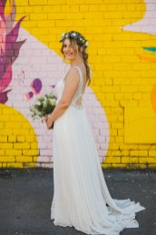A Boho City Wedding at The Tetley (c) James & Lianne (49)
