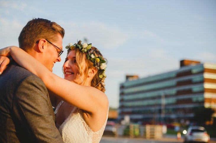 A Boho City Wedding at The Tetley (c) James & Lianne (71)