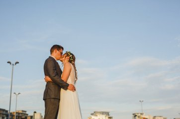 A Boho City Wedding at The Tetley (c) James & Lianne (72)