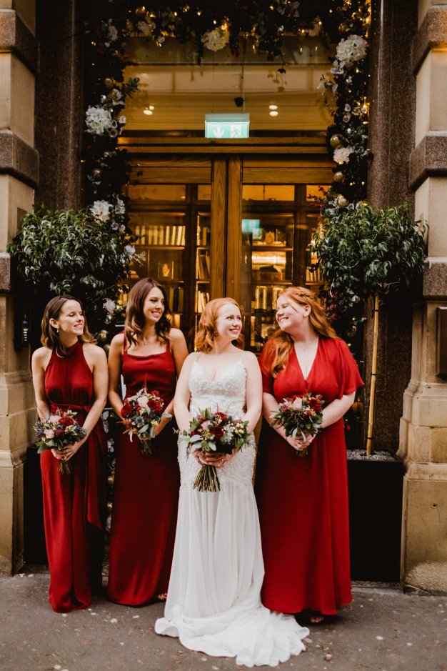 A Chic City Wedding at King Street Townhouse (c) Kate McCarthy (38)