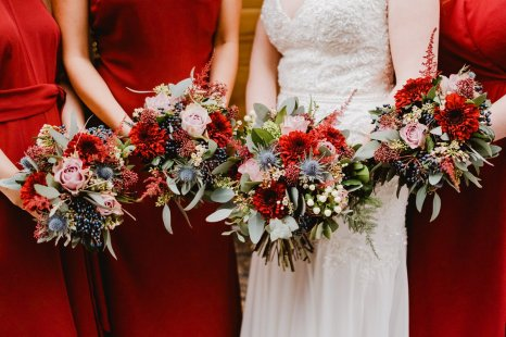 A Chic City Wedding at King Street Townhouse (c) Kate McCarthy (39)