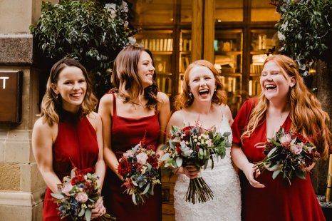 A Chic City Wedding at King Street Townhouse (c) Kate McCarthy (40)