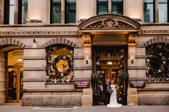 A Chic City Wedding at King Street Townhouse (c) Kate McCarthy (51)