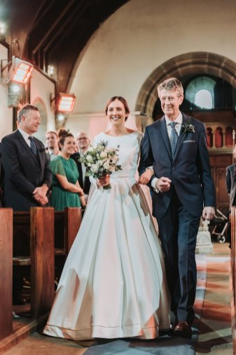A Classic Wedding at Yorkshire Wedding Barn (c) David Conaty Photography (49)