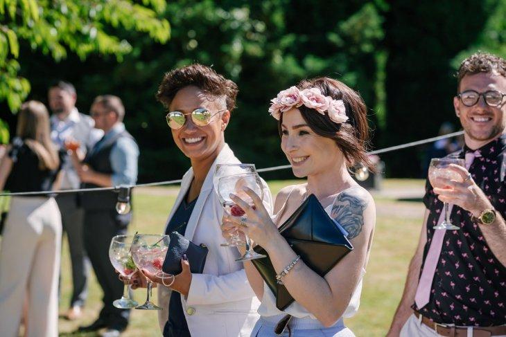A Glittering Real Wedding at Aldby Park (c) Chris Milner (121)