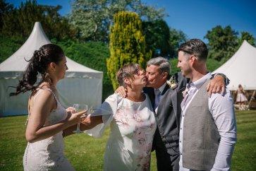 A Glittering Real Wedding at Aldby Park (c) Chris Milner (127)