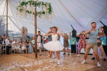 A Glittering Real Wedding at Aldby Park (c) Chris Milner (148)