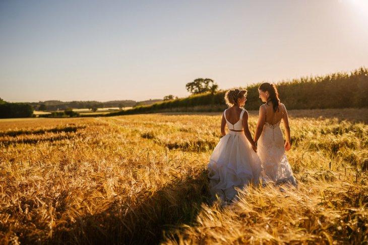 A Glittering Real Wedding at Aldby Park (c) Chris Milner (158)