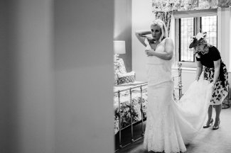 A Pretty Wedding at Colshaw Hall (c) Kate McCarthy Photography (15)