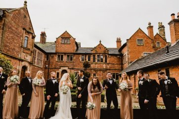 A Pretty Wedding at Colshaw Hall (c) Kate McCarthy Photography (48)