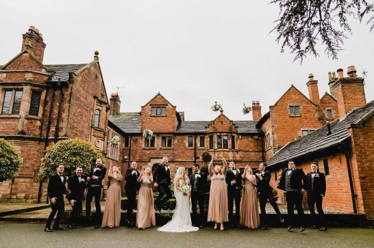 A Pretty Wedding at Colshaw Hall (c) Kate McCarthy Photography (50)