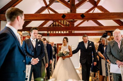 A Pretty Wedding at The Coniston Hotel (c) Hayley Baxter Photography (30)