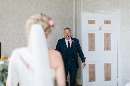A Stylish Wedding at Lartington Hall (c) Melissa Beattie (22)