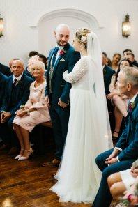 A Stylish Wedding at Lartington Hall (c) Melissa Beattie (24)