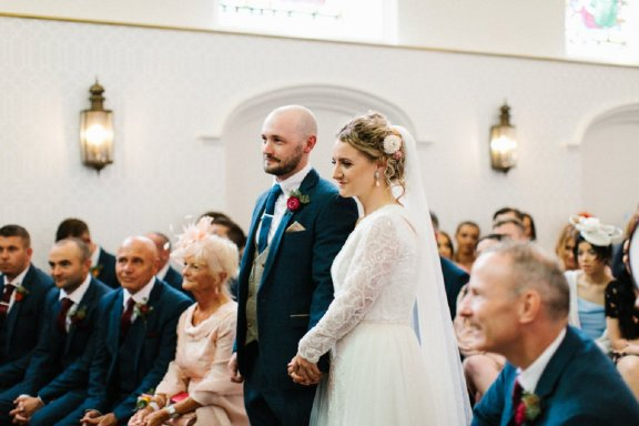 A Stylish Wedding at Lartington Hall (c) Melissa Beattie (25)