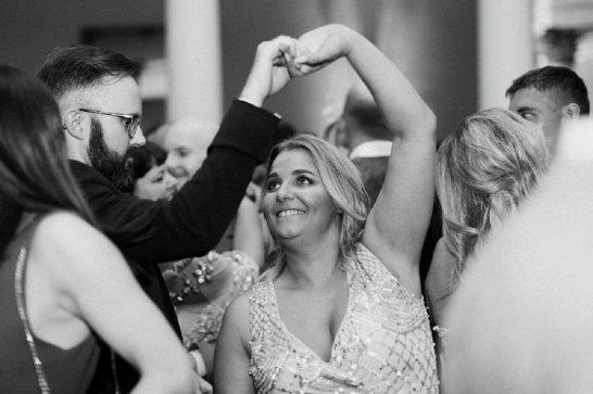 A Stylish Wedding at Lartington Hall (c) Melissa Beattie (60)