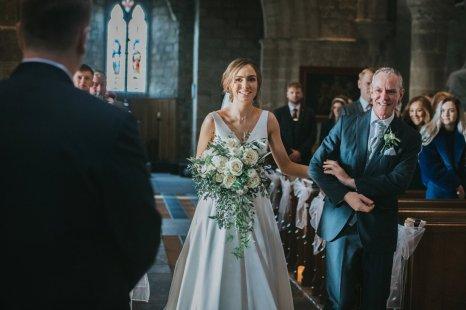 A Winter Wedding at Newton Hall (c) Dan Clark Photography (34)