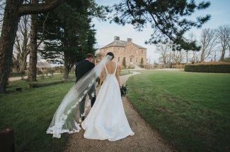 A Winter Wedding at Newton Hall (c) Dan Clark Photography (77)