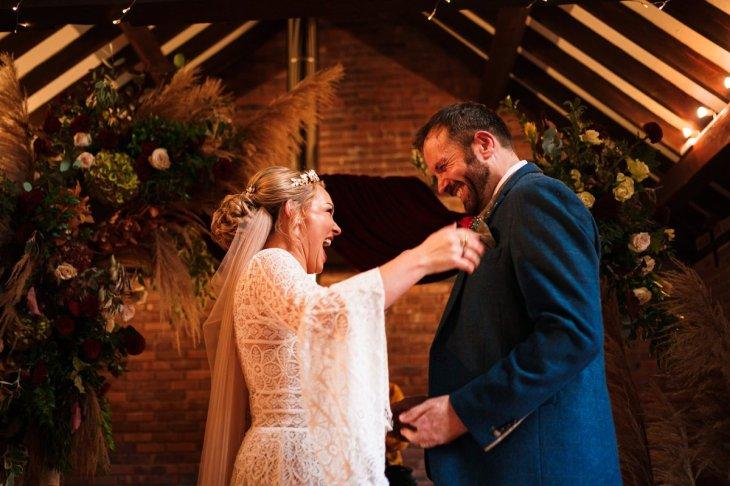 A Woodland Wedding at Abbeywood Estate (c) Neil Redfern (42)