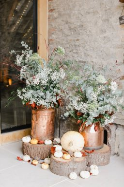 An Autumn Wedding at The Tithe Barn (c) Helen Russell Photography (23)