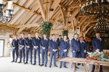 An Autumn Wedding at The Tithe Barn (c) Helen Russell Photography (29)