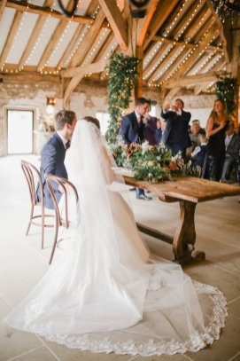 An Autumn Wedding at The Tithe Barn (c) Helen Russell Photography (39)