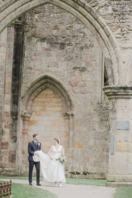 An Autumn Wedding at The Tithe Barn (c) Helen Russell Photography (62)