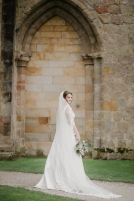 An Autumn Wedding at The Tithe Barn (c) Helen Russell Photography (75)