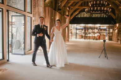An Autumn Wedding at The Tithe Barn (c) Helen Russell Photography (79)