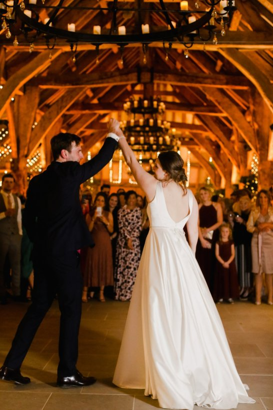 An Autumn Wedding at The Tithe Barn (c) Helen Russell Photography (93)
