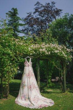 A Colourful Garden Wedding at Home (c) Lissa Alexandra Photography (17)