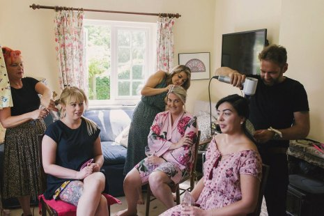 A Colourful Garden Wedding at Home (c) Lissa Alexandra Photography (20)