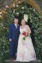 A Colourful Garden Wedding at Home (c) Lissa Alexandra Photography (46)