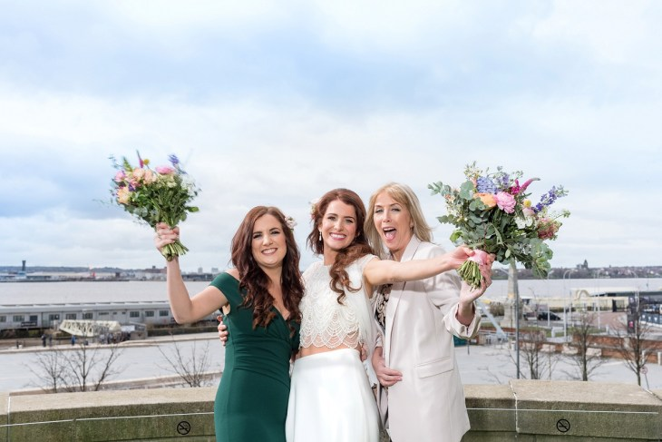 A Cool City Wedding in Liverpool (c) Louise Howard Photography (28)