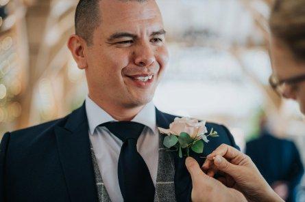 A Rustic Wedding at Tithe Barn (c) Bloom Weddings (14)