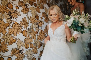 A Rustic Wedding at Tithe Barn (c) Bloom Weddings (29)