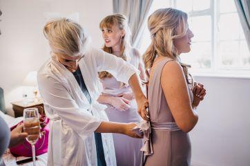 A Winter Wedding at Stock Farm (c) Sarah Glynn Photography (19)