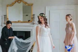 A Woodland Wedding at Hirst Priory (c) Laura Calderwood Photography (24)