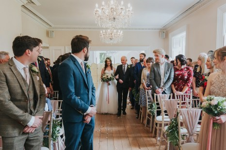 A Woodland Wedding at Hirst Priory (c) Laura Calderwood Photography (36)